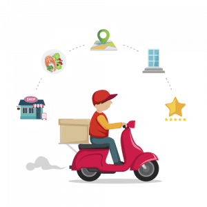 delivery para aumentar as vendas